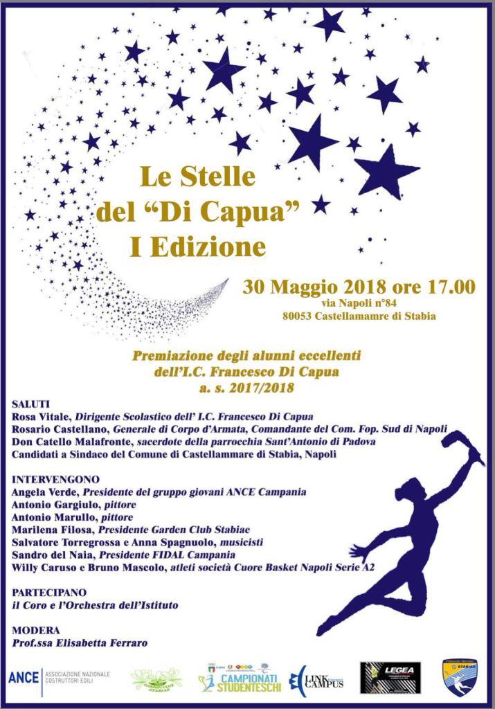 Premiazione degli alunni eccellenti I.C. Francesco di Capua